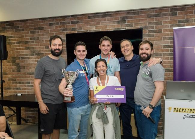 Το πρώτο Hackathon by Stoiximan χτυπάει στην καρδιά της τεχνολογίας της μεγαλύτερης εταιρείας GameTech στην Ελλάδα