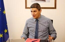 """Αυγενάκης: """"Κανονικά η σέντρα του νέου πρωταθλήματος"""""""