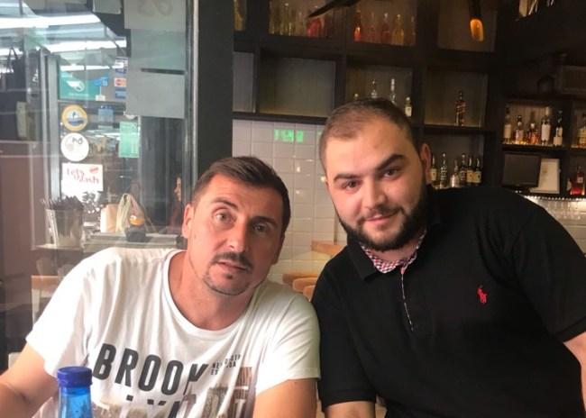 """Ντρούλιτς στο Gentikoule: """"Δεν ήθελα να φύγω από τον ΟΦΗ, με πίεζαν να παίξω αν και τραυματίας"""""""