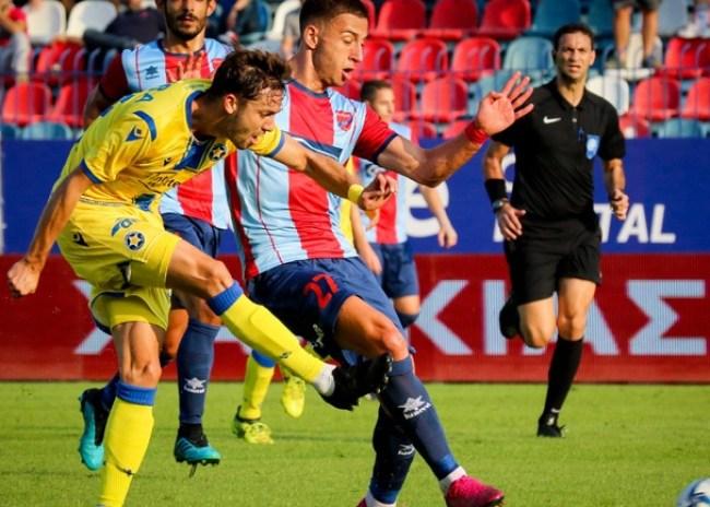 Πανιώνιος – Αστέρας Τρίπολης 0-1