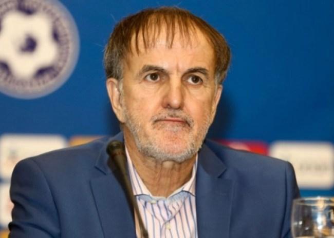 Αντωνίου: «Τον έλεγχο της διαιτησίας τον έχει η UEFA»