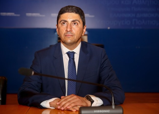 """Αυγενάκης: """"Διαγνώσαμε πολύ έγκαιρα τα προβλήματα της εγκατάστασης του VAR"""""""