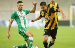 AEK: Θλάση ο Σιμόες χάνει το ματς με τον ΟΦΗ
