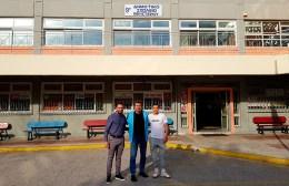 Διανομή δωρεάν εισιτηρίων στα σχολεία του Περιστερίου