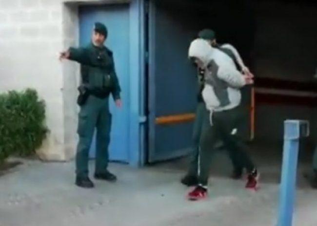 Video | Η στιγμή της σύλληψης του Σέρχιο Κόκε