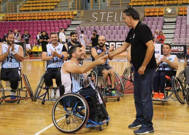 Το πιο θερμό χειροκρότημα για τους αθλητές του ΑΣΚΑ Ηράκλειο!