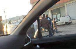 Αναστάτωση από αυτοκίνητο που αναποδογύρισε στο Γιόφυρο