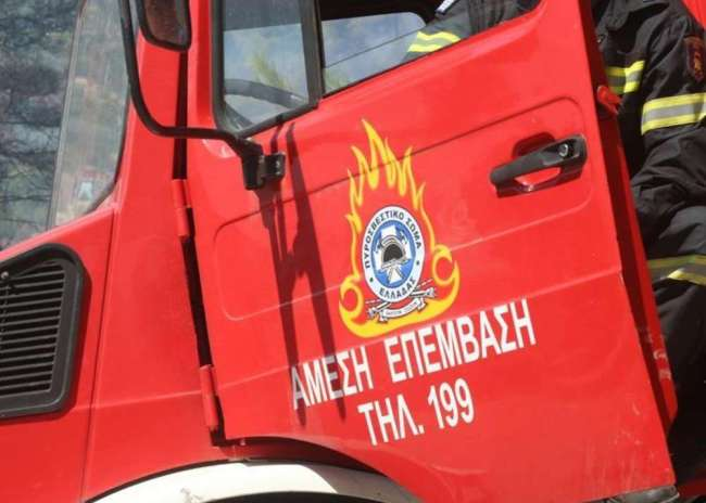 Δυο πυρκαγιές σε οικίες στα Χανιά