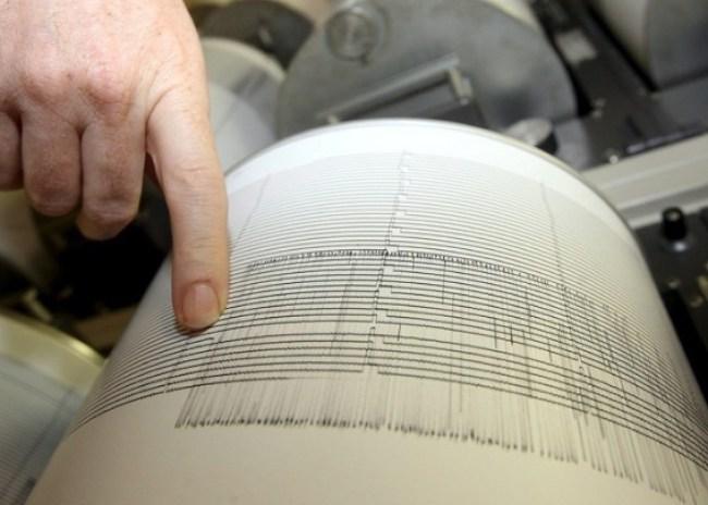 Σεισμός στην Κρήτη και τα Χανιά – Στα 4,6 Ρίχτερ η δόνηση