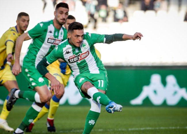 Παναθηναϊκός – Αστέρας Τρίπολης 1-0