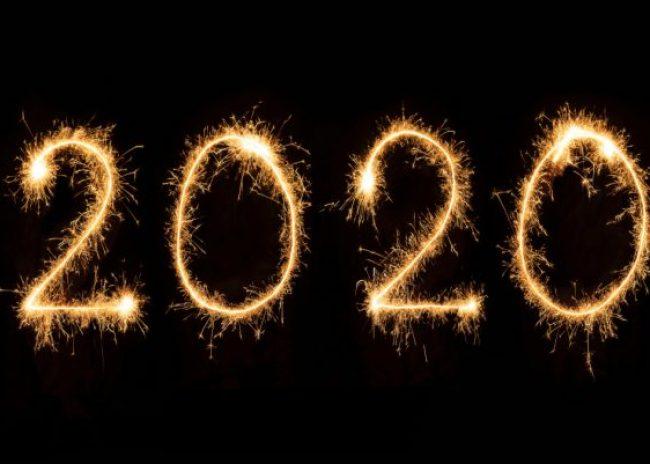 2020 ευχές σε όλο τον κόσμο!