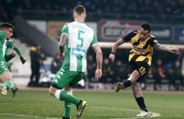 ΑΕΚ – Παναθηναϊκός 1-0