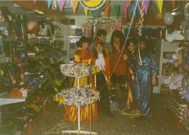 40 Χρόνια Απόκριες με κέφι και φαντασία, στα σούπερ μάρκετ Χαλκιαδάκης