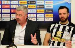 Οι δηλώσεις Γιαννακόπουλου για το ματς με τον Φοίνικα Σύρου