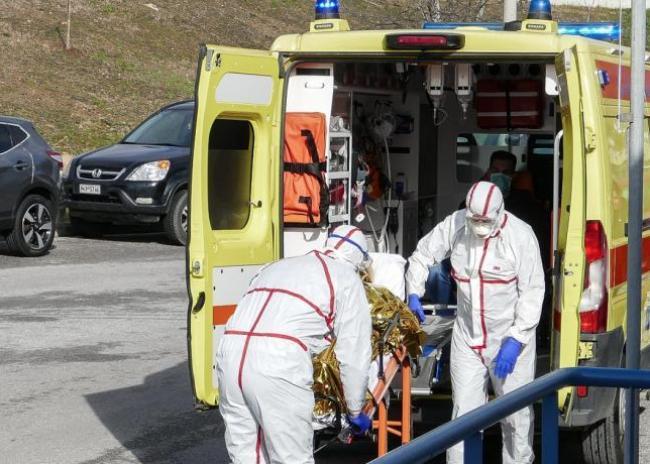 Κορωνοϊός: Στους 158 οι νεκροί – Κατέληξε ηλικιωμένη στο ΝΙΜΤΣ