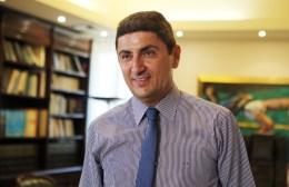 """Αυγενάκης: """"Ας γίνουμε εθελοντές αιμοδότες, ας προσφέρουμε το δώρο της ζωής"""""""