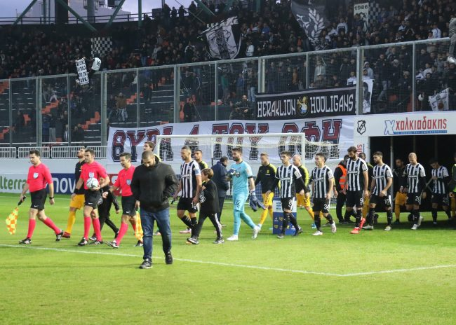 Super League 1: Η βαθμολογία μετά τη διατήρηση των ποινών σε ΠΑΟΚ και Ξάνθη