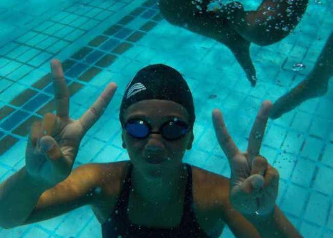 """Καλές θέσεις και σπουδαίες επιτυχίες για το """"αύριο"""" της κολύμβησης του ΟΦΗ"""