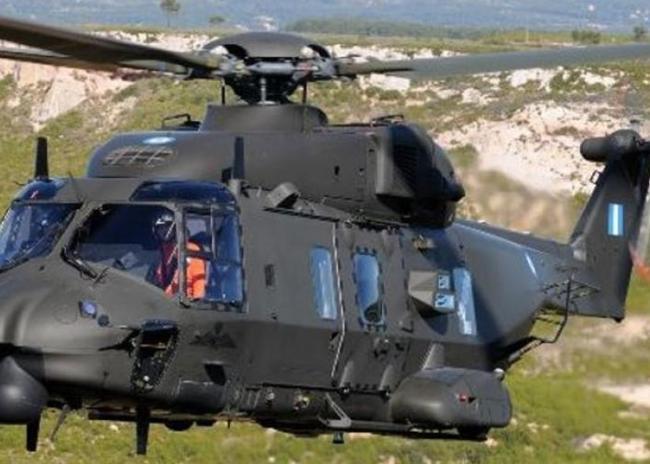 Αγνοείται ελικόπτερο του ΝΑΤΟ ανοιχτά της Κεφαλλονιάς – Ψάχνουν μέλη του πληρώματος
