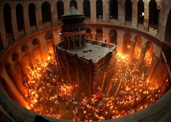 Φέτος δεν θα έρθει το Άγιο φως στην Κρήτη