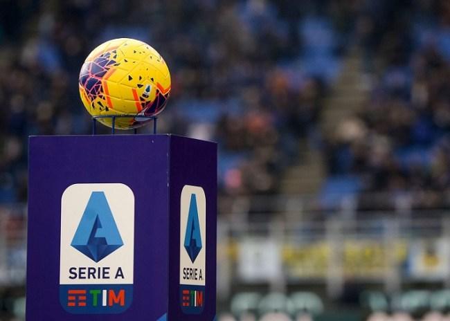 Σχέδιο επανέναρξης της αγωνιστικής δράσης στο Iταλικό ποδόσφαιρο