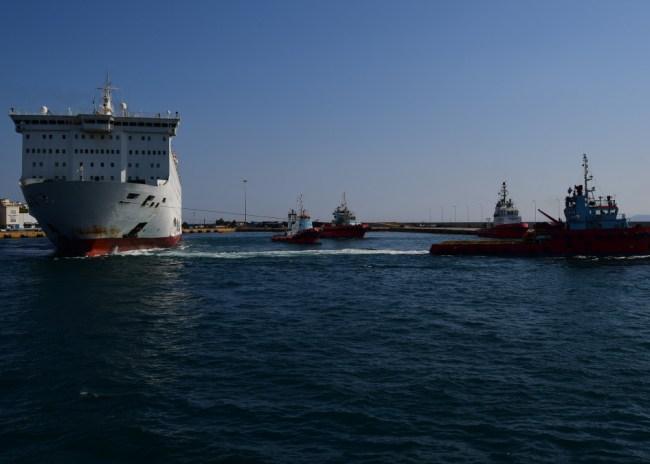 Πάνω από 120 κρούσματα στο κρουαζιερόπλοιο Ελευθέριος Βενιζέλος