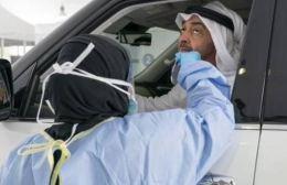 Ηνωμένα Αραβικά Εμιράτα: Η πρωτοποριακή εξέταση για τον κοροναϊό – Μέσα σε 5 λεπτά, από το ΙΧ σου