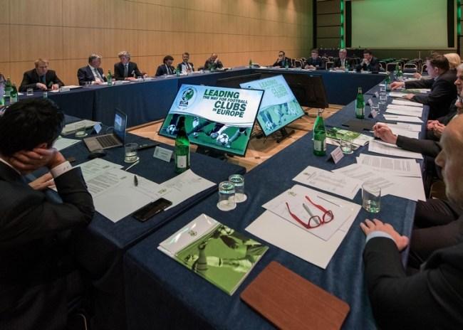 ECA – UEFA – Λίγκες: «Ύψιστη προτεραιότητα και ζωτικής σημασίας η ολοκλήρωση των διοργανώσεων»
