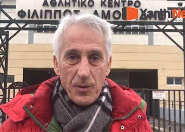 Με 100.0000 ευρώ ένα γήπεδο στην Ξάνθη μετατρέπεται σε νοσοκομείο για κορονοϊό