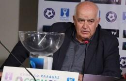 Υπέρ της διενέργειας εκλογών στην ΕΠΟ τάχθηκε ο Γαβριηλίδης