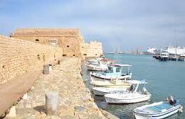 Εργασίες αναβάθμισης στο Ενετικό Λιμάνι Ηρακλείου