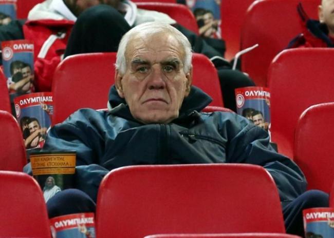 """Πένθος στο ελληνικό ποδόσφαιρο: """"Έφυγε"""" ο Νίκος Αλέφαντος!"""