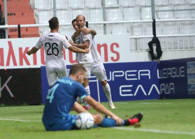 Υποψήφια για best goal η γκολάρα του ΟΦΗ κόντρα στον ΠΑΟΚ