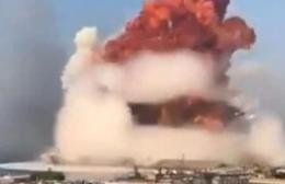 ΕΡΤ: Έλληνας νεκρός από την έκρηξη στη Βηρυτό