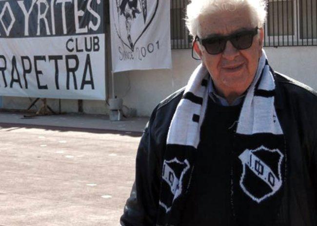 """Χηνόπουλος: """"Ο Σαμαράς είναι φιλόσοφος του ποδοσφαίρου, όλοι να έχουμε αγάπη στον ΟΦΗ της Κρήτης μας"""""""