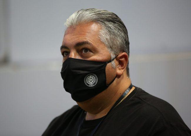 "Pic   Μπούσης για Θόδωρο: ""Χάσαμε έναν σπουδαίο άνθρωπο που επηρέασε τον ΟΦΗ και το ελληνικό ποδόσφαιρο"""