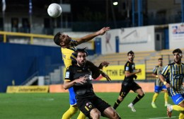 Παναιτωλικός – ΑΕΚ 0-2