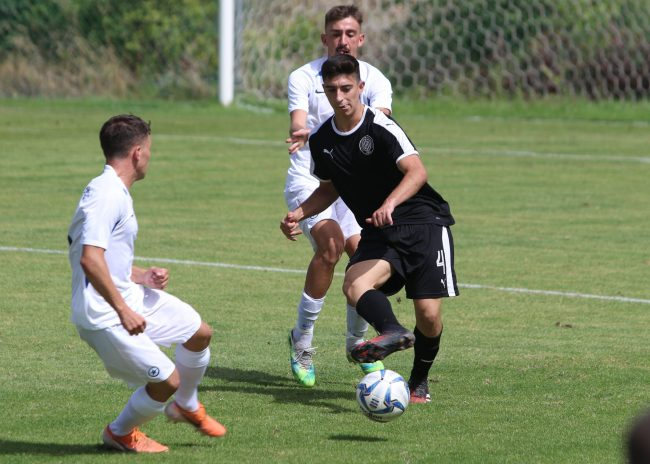 U19: Πρώτη ήττα στο πρωτάθλημα