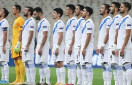 Εθνική Ελλάδας: Στην 54η θέση στο FIFA ranking