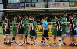 Νέα κλήρωση στην Volley League: Ξανά πρεμιέρα κόντρα στον Παναθηναϊκό
