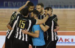 ΠΑΟΚ – ΟΦΗ στην πρεμιέρα της Volley League!