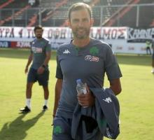 """Συλαϊδόπουλος: """"Δεν μπορούσαμε να χάσουμε αυτό το ματς"""""""