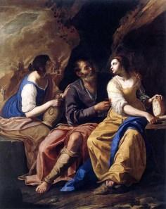 Lot e le sue figlie