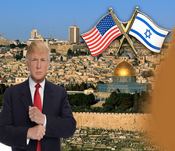 Trump Embajada de USA en Jerusalem