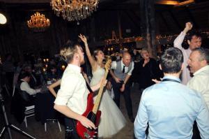 Hochzeit feiern mit der Hochzeitsband Gentle Session aus Freiburg