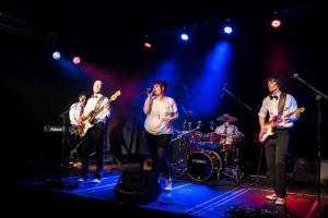 Coverband Hochzeitsband Partyband Gentle Session aus Freiburg - Paket: Party