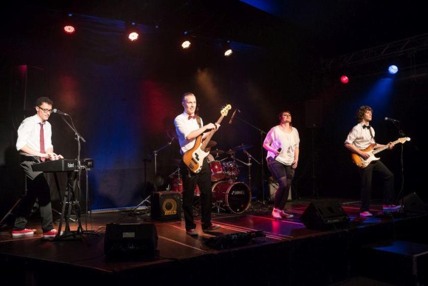 Coverband Gentle Session aus Freiburg