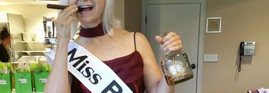 Miss Behavior Costume