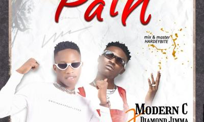 Modern C Ft. Diamond Jimma - Pain
