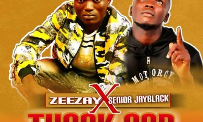 Zeezay x Senior Jayblack - Thank God
